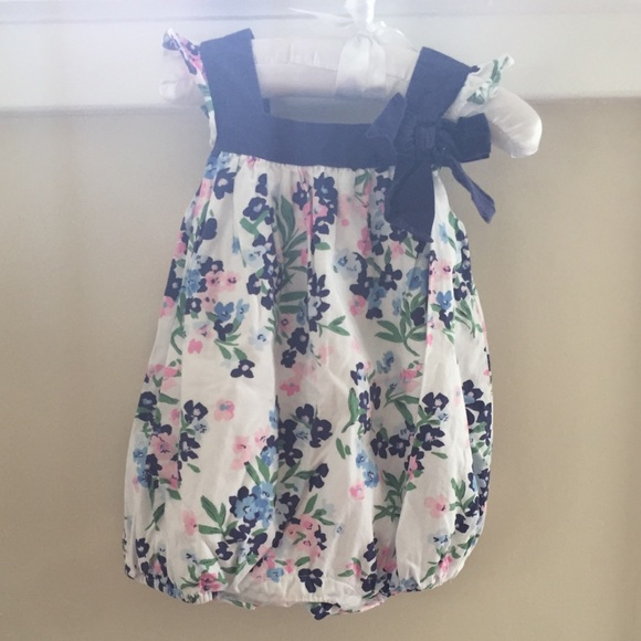 560b36a5263b Janie and Jack Other - Janie   Jack Floral Bubble Romper 3-6 Months